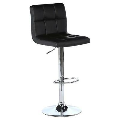 Grover Patch Adjustable Swivel Bar Stool with Cushion Castleton Home (NEW)