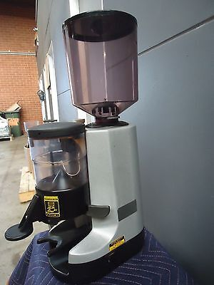 Commercial Coffee Grinder Grey - Nuova Simonelli