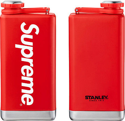 SUPREME x STANLEY RED FLASK ACCESSORY SS17 BEADED CURTAIN MONEY GUN BRAND NEW