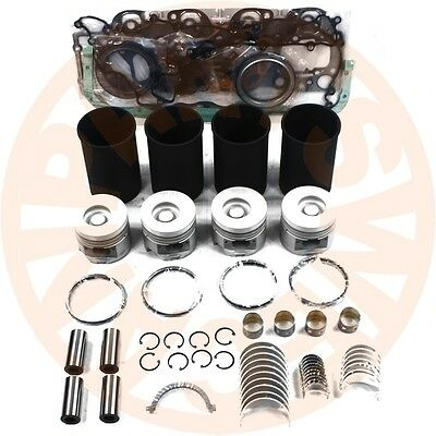NEW AFTERMARKET ISUZU 4Hf1 Engine Rebuild Kit+Cranhshaft Fit Forklift Truck