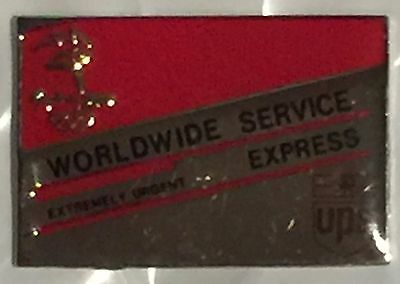Sydney 2000 Olympic pins - UPS Worldwide Service Express Envelope Pin