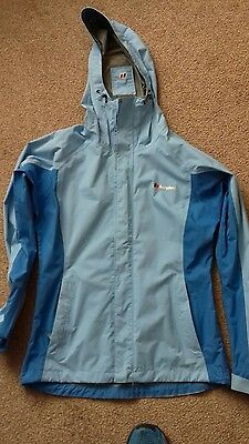 berghaus waterproof jacket size 8