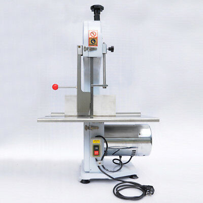 STO Professional Meat Band Saw Cutter Commercial Butcher Bandsaw Stainless Steel