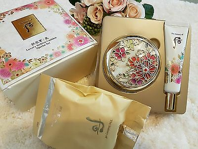 The history of Whoo Gongjinhyang Mi Luxury  Golden Cushion Limited Edition #21