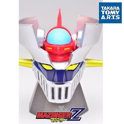 GASHAPON MAZINGA-Z HEAD PILDER Vers. Trading Figures TOMY Japan Models NEW 01