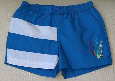 Armani Baby Blue Swim Trunks Shorts 24 Months