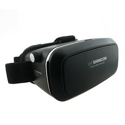 """Shinecon VR Headsets for IPhone and Samsung 4.5""""-6"""""""