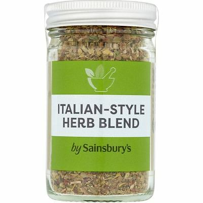Sainsbury's Italian Herb Seasoning 14g