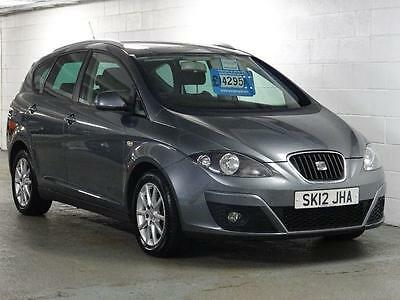 2012 Seat Altea Xl 1.6 TDI CR SE DSG 5dr