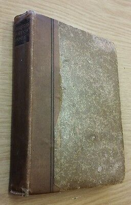 The 'Sketch Book' By Washington Irving 1886 - Reviive Oswestry 118972#