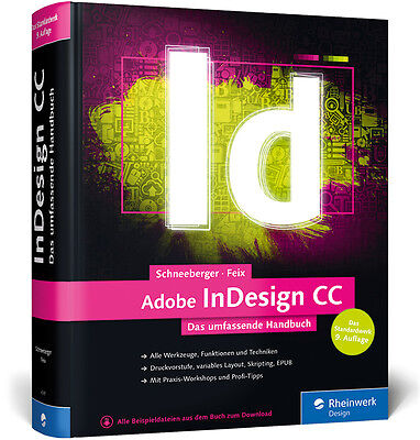 Adobe InDesign CC Hans Peter Schneeberger