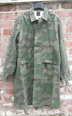 Fallschirmjager Type 3 Splinter Jump Smock NEW REPRO Size 3 German WW2 Airsoft