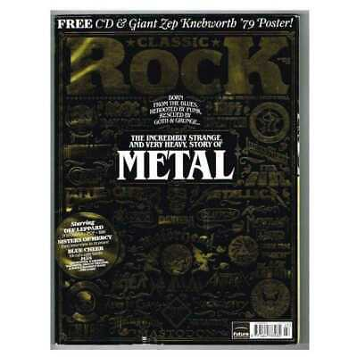 Classic Rock Magazine Summer 2009 MBox2603  The story of metal  Blue Cheer The G