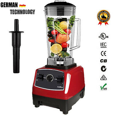 BPA Free 3HP 2200W Commercial Blender Mixer High Power (Vitamix Compatible)