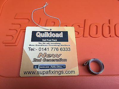 Replacement Paslode Im350 Follower Bushing Spring/free Quikload Air Freshener