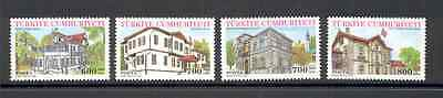 Turkey - Lot of Stamps 2004 MNH** Historical Buildings