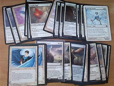 36 Engel / Angel - Magic the Gathering - Sammlung