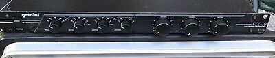 Gemini Cx 10 Stereo 2 Way Mono 3way Crossover