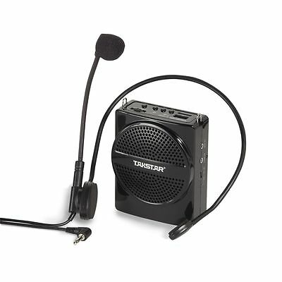 TAKSTAR E188M - Amplificatore Vocale Portatile con Player MP3 USB