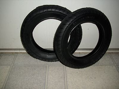 2 Tricycle  or stroller/jogger 10 x 2 black tires