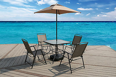 Oasis 7 Piece Dining Set SunTime Outdoor Living FREE SHIPPING (BRAND NEW)