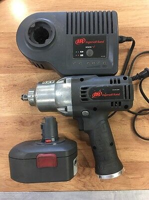 "Ingersoll-Rand W360 Cordless 1/2"" Impact Wrench With Battery"