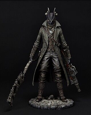 Bloodborne Hunter statue figure Gecco sold out (clean version)