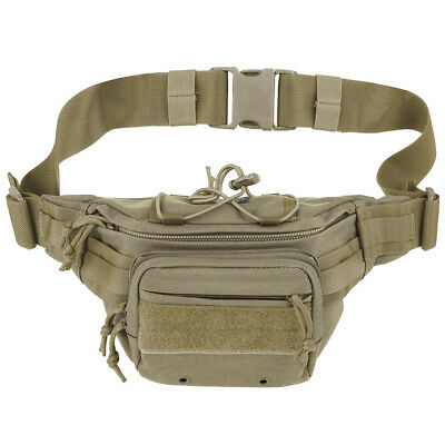 Maxpedition Octa Compact Versipack Hiking Hip Carry Bag Camping Waist Pack Khaki