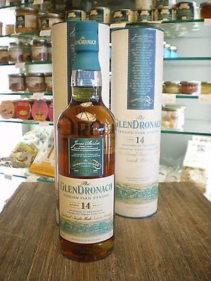 Whisky Glendronach 14 Years Virgin Oak