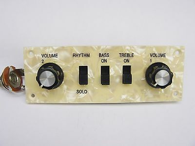 Hofner Control Panel Assy. (Pre. Wired)