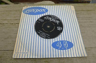 Larry Williams - Short Fat Fannie UK Press London Rock N Roll Single Rare