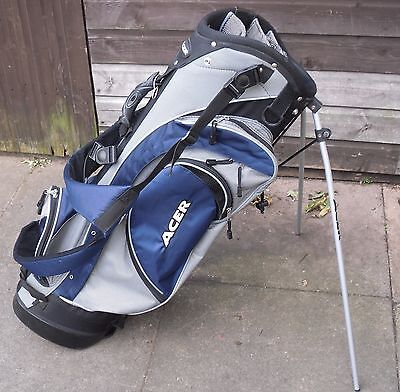 Acer Carry/trolley Golf Bag Free P&p