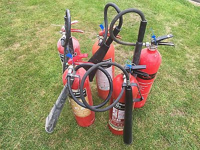 5 KG CO2 Fire Extinguishers For Fire Training Or Fish Tanks