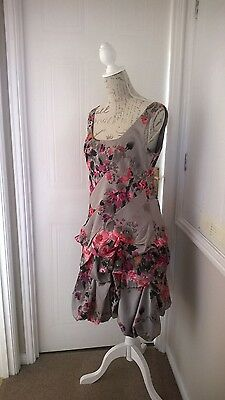 Gorgeous Special Occasion Dress From Monsoon Size 12