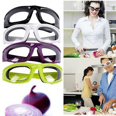Tears Free Onion Goggles Glasses Slicing Cutting Mincing Chopping Eye Protector