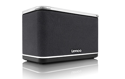 Lenco Playlink 4 Multi-Room Wireless Audio Streaming Speaker