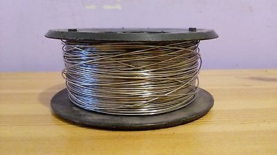 Roll Of Stainless Steel Welding Wire 0.8Mm X Approx 1Kg