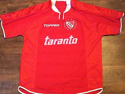 2003 Independiente Football Shirt Adults XL Argentina Camiseta