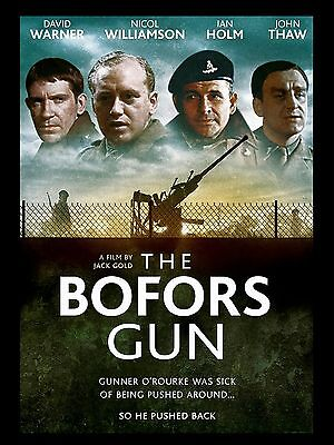 "The Bofors Gun 16"" x 12"" Reproduction Movie Poster Photograph"