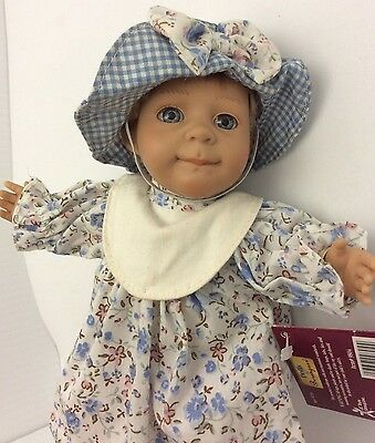 Vintage Expressions BERENGUER DOLL - Cute Face 9""