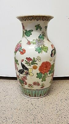 19th Century Chinese Vase 35.5cm tall