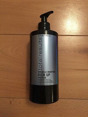 Matrix Total Results Miracle Morpher Kick Up Protein Bodifying Treatment- 500ml