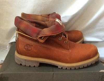 superb roll-top Timberland boots