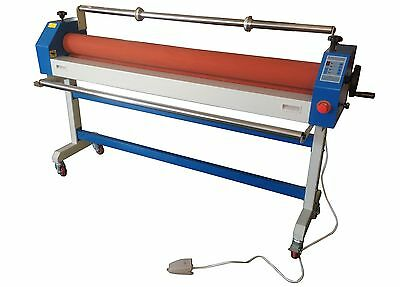 Wide Format Cold Roll Laminator - 1600mm