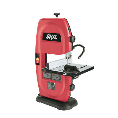 """Skil 9"""" Band Saw with Light 3386-01 Reconditioned"""