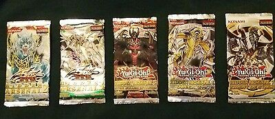 New/Sealed Yu-gi-oh Trading Cards Hidden Arsenal 1st Edition English (2 3 5 6 7)