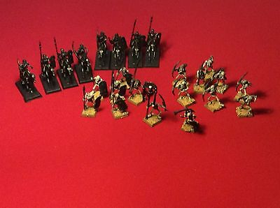 Warhammer Fantasy Tomb Kings Skeleton Cavalry And Warriors