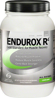 Endurox R4: Lemon Lime 28 Serving Canister