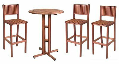 Elsmere 4 Piece Bar Set Beachcrest Home FREE SHIPPING (BRAND NEW)
