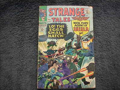 Strange Tales #145 Marvel Comic